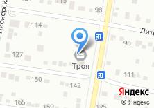 Компания «Астрея» на карте