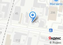 Компания «Базис» на карте