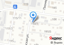 Компания «Русавтолюкс» на карте