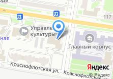 Компания «Промсвязьбанк Дальневосточный филиал» на карте