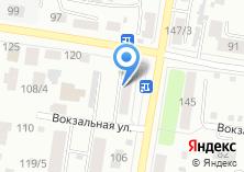 Компания «Умный дом» на карте