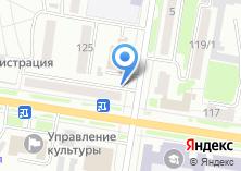 Компания «Певек» на карте