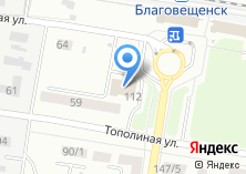 Компания «Славянское» на карте