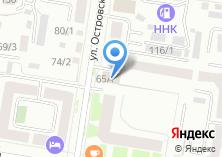 Компания «Центр автомобильной электроники» на карте
