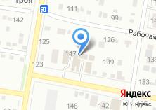 Компания «Интерсервис ДВ» на карте