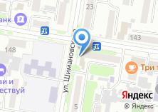Компания «Кристал Ко» на карте