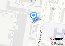 Компания «Кат-ком» на карте