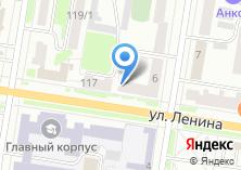 Компания «Всё включено» на карте