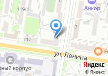 Компания «Gimnasium MMA» на карте