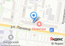 Компания «ЮрЛайн» на карте