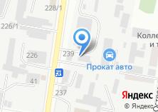 Компания «Амурлесинторг» на карте