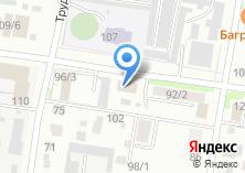 Компания «Амурпромстрой» на карте