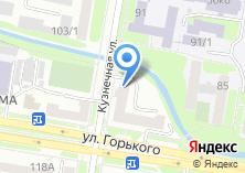 Компания «Икс эль тревел» на карте