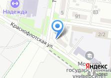 Компания «Электромастер» на карте