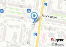 Компания «Лидер сервис» на карте