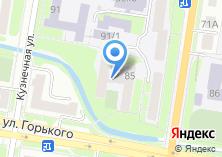 Компания «Общежитие ДальГАУ №4» на карте
