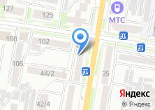 Компания «Brilliant» на карте