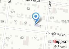 Компания «Луноходик» на карте