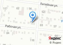 Компания «ZIP» на карте