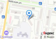 Компания «Ваш магазин» на карте