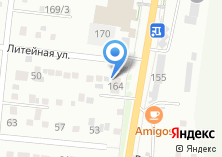 Компания «Траклайнер ДВ» на карте