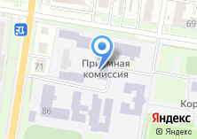 Компания «ДальГАУ» на карте