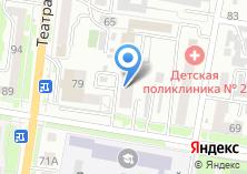 Компания «Студио InStyle» на карте