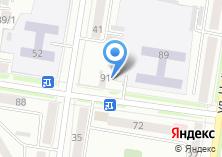 Компания «КУШ» на карте