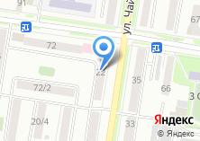 Компания «Колбасыч» на карте