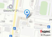 Компания «Трансамур» на карте