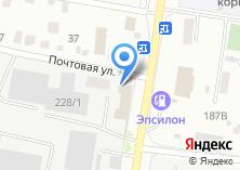 Компания «Автоциркон» на карте