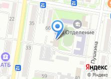 Компания «Зал дзюдо» на карте