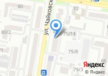 Компания «Амурский кулинар» на карте