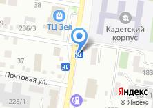 Компания «Колибри» на карте