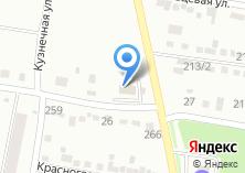 Компания «Оджах» на карте