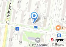 Компания «Амурский пар» на карте
