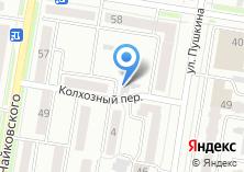 Компания «Лифтмонтаж-сервис» на карте