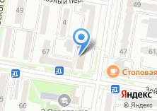Компания «Благовещенская таможня» на карте
