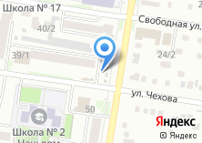 Компания «МясКо» на карте