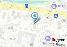 Компания «СтройРемонтСервис» на карте