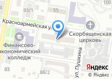 Компания «Технострой-ДВ» на карте