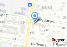 Компания «Желтый бокс» на карте
