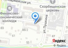 Компания «Строящийся жилой дом по ул. Рабочий пер» на карте