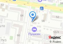 Компания «Япония» на карте