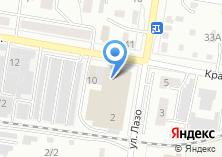 Компания «АТ Лабс» на карте