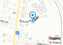 Компания «Max» на карте