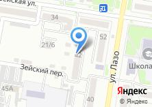 Компания «Детская библиотека им. П. Комарова» на карте