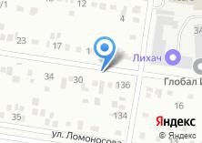Компания «Экомассив» на карте