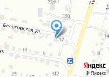 Компания «Камчатка» на карте