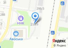 Компания «Авто-шоп» на карте